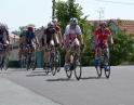 červen 2013 - Cyklistické závody