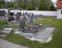 červen 2013 - Úpravy na hřbitově