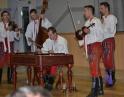 říjen 2013 - Posezení s cimbálovou muzikou Grajcar