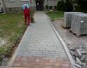 srpen - říjen 2013 - Rekonstrukce chodníků
