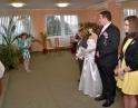 leden 2014 - Svatební obřad