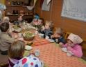 březen 2014 - Draní peří pro děti