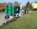 březen 2014 - Svoz velkoobjemového odpadu