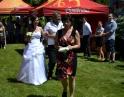 červen 2014 - Svatební obřad