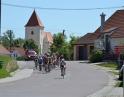 červen 2014 - Cyklistické závody