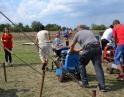 červenec 2014 - hasičská soutěž