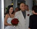 srpen 2014 - Svatební obřad