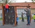 říjen 2014 - Dětské hřiště na ul. Panská