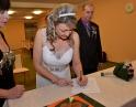 prosinec 2014 - Svatební obřad
