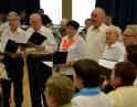 březen 2015 - MDŽ, setkání seniorů