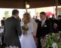 květen 2015 - Svatební obřad
