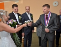 červen 2015 - Svatební obřad