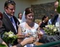 červenec 2015 - Svatební obřad