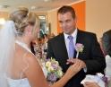 srpen 2015 - Svatební obřad