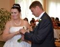 září 2015 - Svatební obřad
