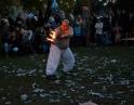 říjen 2015 - HALLOWEEN – Ohnivý podzim pro děti