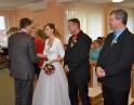 listopad 2015 - Svatební obřad
