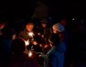 listopad 2015 - Vánoční vesnička