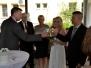 Svatební obřad 4.6.2016