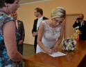 červen 2016 - Svatební obřad
