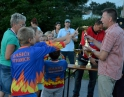 červenec 2016 - Hasičská soutěž