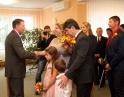 listopad 2016 - Svatební obřad