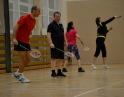 prosinec 2016 - Vánoční badmintonový turnaj