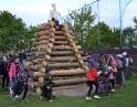 duben 2017 - Tradiční pálení čarodějnic