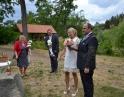 červen 2017 - Svatební obřad