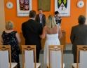 srpen 2017 - Svatební obřad