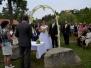 Svatební obřad 23.9.2017