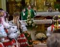 listopad 2017 - Martinské hody, nedělní mše svatá