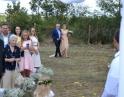 srpen 2018 - Svatební obřad