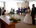 září 2018 - Svatební obřad