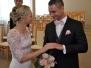 Svatební obřad 1.5.2019